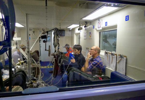 Data pro experimenty musíme sbírat už na Zemi ještě před začátkem mise.