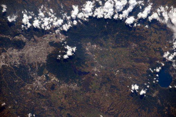 """""""Joya de Cerén v El Salvadoru. Stejně jako Pompeje nebo Ercolano bylo toto místo pohřbeno sopečnou erupcí."""""""