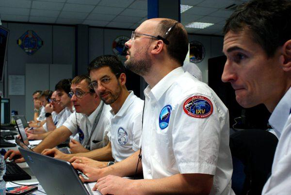 Řídící a kontrolní středisko v Turíně
