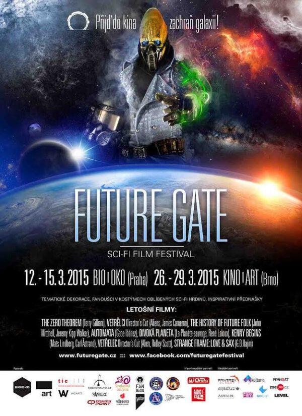 Program festivalu Future Gate