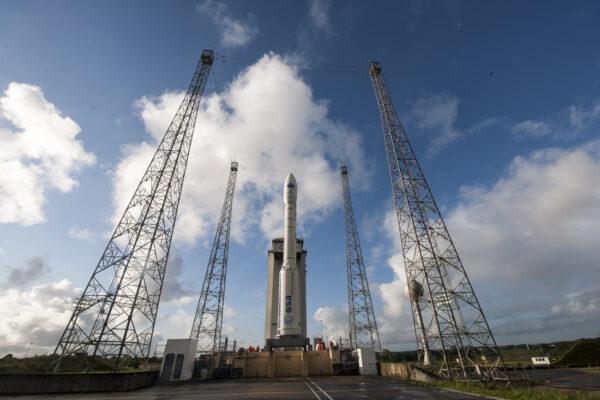 Vega na startovní rampě