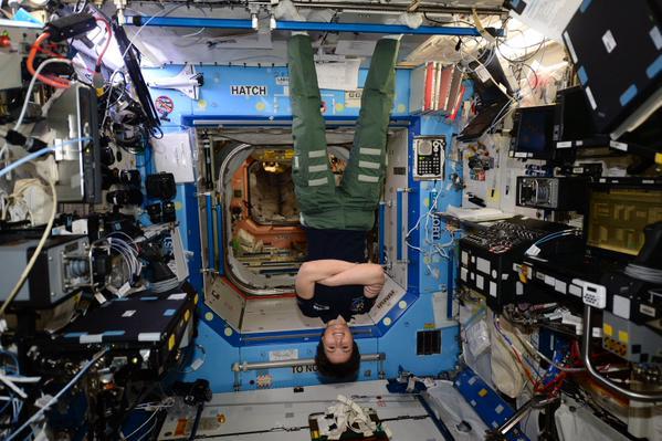 Někdy je jediným způsobem, jak zjistit k čemu některé věci slouží, podívat se na ně vzhůru nohama. Všechno nejlepší ke Kopernikovým narozeninám!