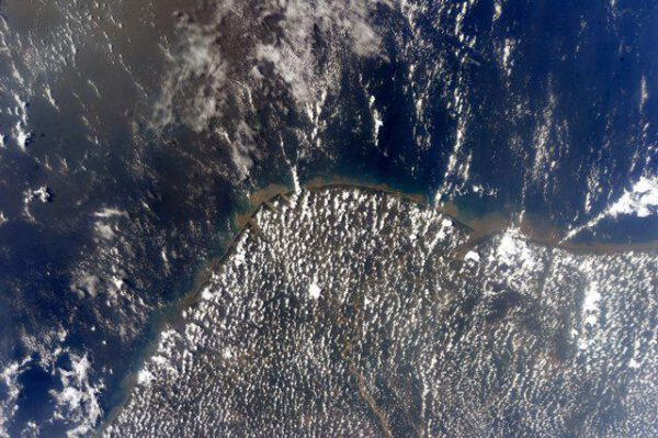 """""""Delta Nigeru, velké řeky západní Afriky."""""""
