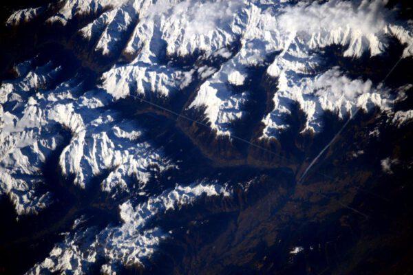 """""""Alpské údolí, ve kterém jsem vyrůstala."""""""