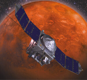 MAVEN u Marsu