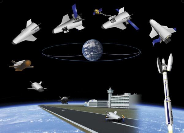 Takto by měly vypadat mise budoucího IXV
