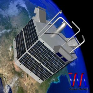 Teoretická podoba satelitu Fajr