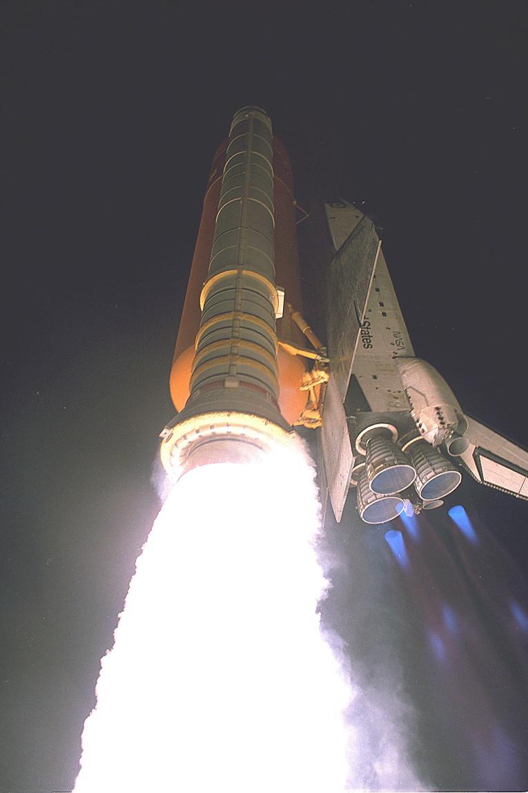 Start STS-44