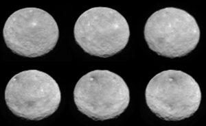 Sekvence z fotek pořízených 4. února