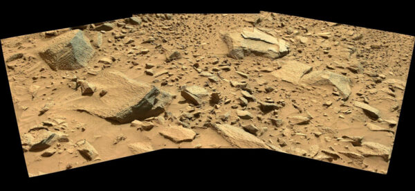 Sol 439 - mozaika lokality Cooperstown