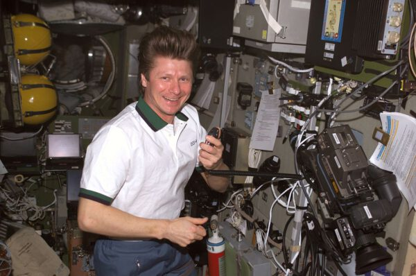 Gennadij Padalka v rámci 9. dlouhodobé Expedice na ISS