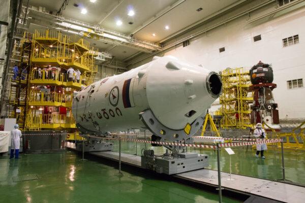 Aerodynamický kryt pro loď Sojuz