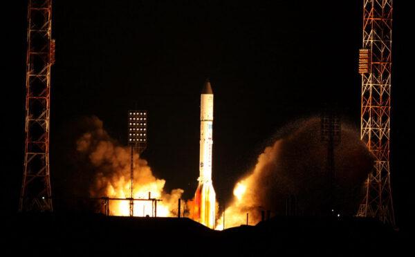 Start rakety Proton