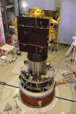 Indická navigační družice IRNSS