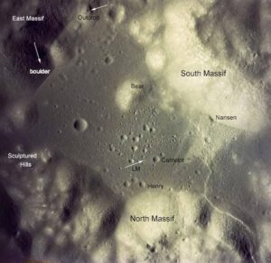 Údolí Taurus-Litrow