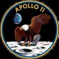 Emblém Apolla 11