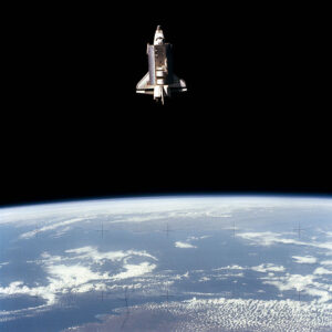 Pohled na Challenger z palety SPAS-1