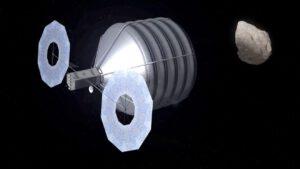 Takto měla vypadat původní mise ARM, která si kladla za cíl zachycení celého asteroidu.