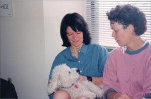 Sally a Tam v soukromí, rok 1985