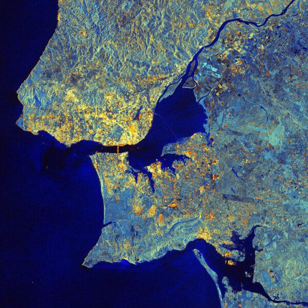 Portugalské hlavní město Lisabon