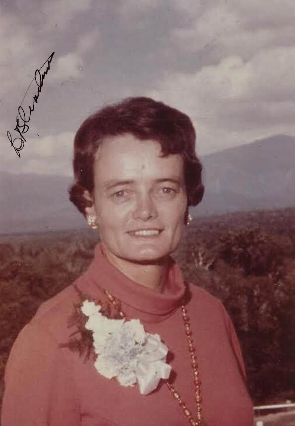 Bernice Steadmanová (1929 – 2015)