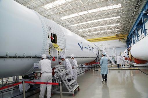První raketa CZ7 je už dokončena, aktuálně prochází rozsáhlými  testy.