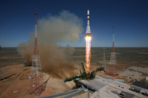 Start Sojuz 2.1 a Progress M-27M