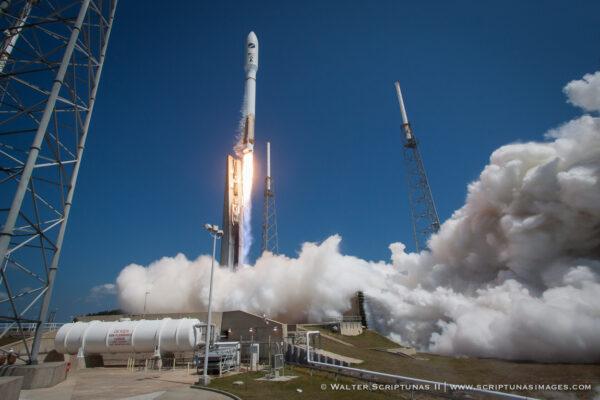 Úspěšný start Atlasu V s X-37B na palubě