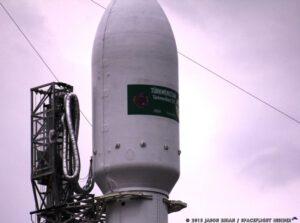 SpaceX - Turkmensat