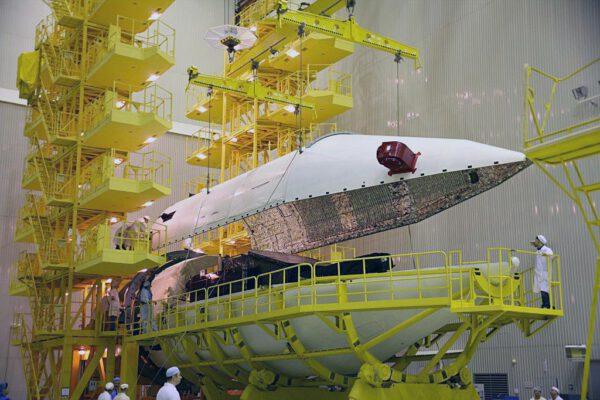 Příprava MexSat-1