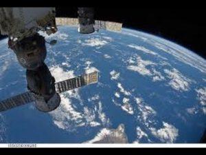 Pohled, který se může naskytnout při sledování kanálu HD ISS Views. Zdroj: ytimg.com
