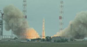 Proton se satelitem MexSat-3