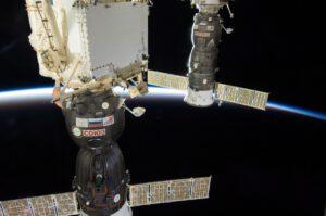 Progress u ISS