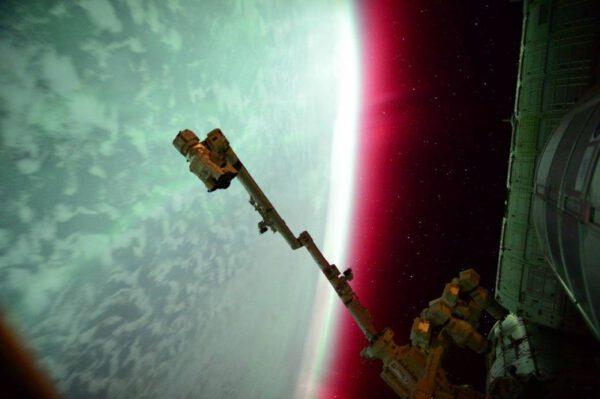 Aurora z ISS