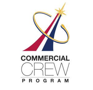 Logo projektu Commercial Crew Program