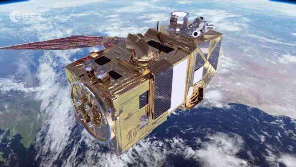 Jelikož i další stupně pracovaly správně, usadila se družice Sentinel-2A na správné polární dráze.