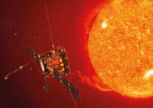 Solar orbiter - zástupce střední třídy evropských misí