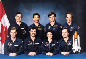 Kanadští astronauti v roce 1992