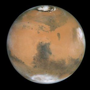 Mars - vysněný cíl Elona Muska