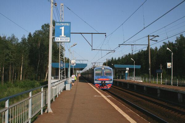 Электричка (električka) je elektrický vlak, který vás přiveze do Hvzědného městečka.