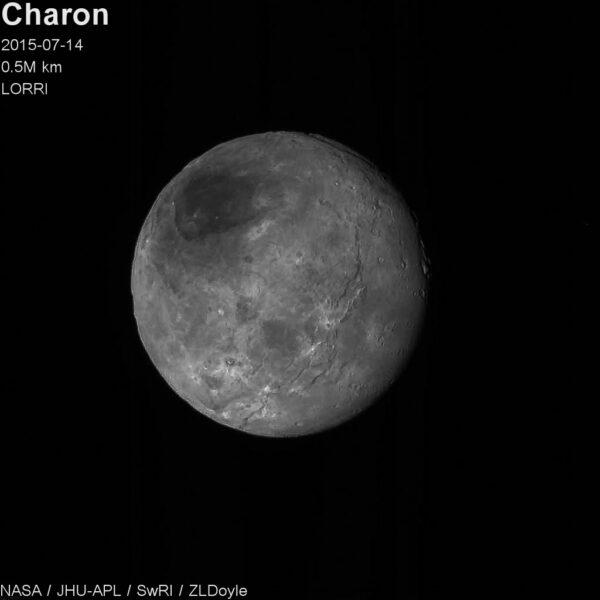 Měsíc Charon