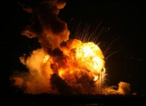 Havárie soukromé rakety Antares (28. října 2014)