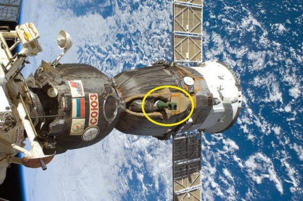 Periskop Sojuzu.