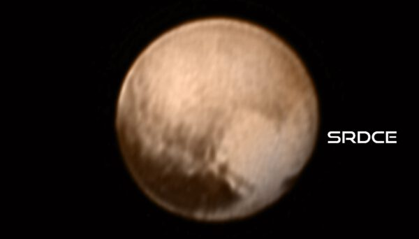 8. července to vypadalo, že na povrchu Pluta máme jedno z největších srdcích sluneční soustavy