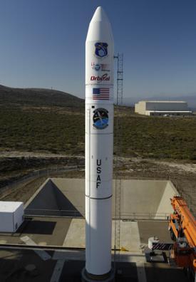 Raketa Minotaur IV