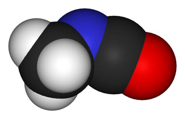 Methylisokyanát