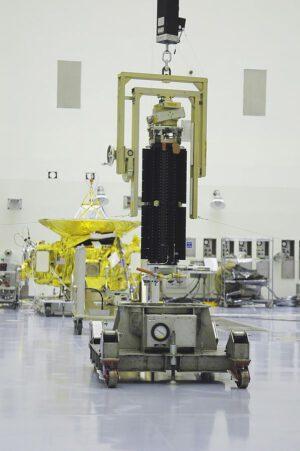 Radioizotopový zdroj pro sondu New Horizons
