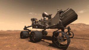 Rover Curiosity