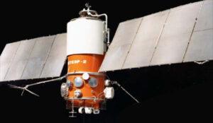 Sovětský satelit Meteor-2