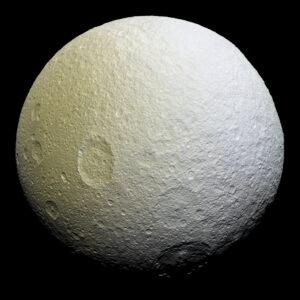 Měsíc Tethys